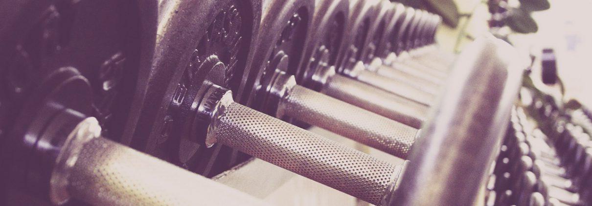 mit fitnesstraining beginnen